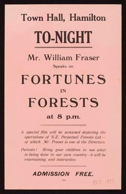 NZ Perpetual Forests Ltd