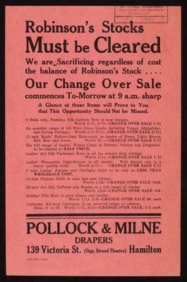 Pollock & Milne