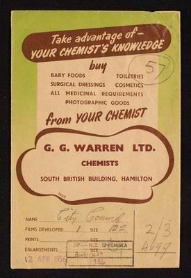 G G Warren Ltd