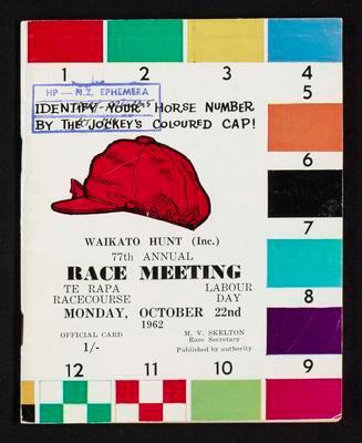 Waikato Hunt 77th Annual Race Meeting