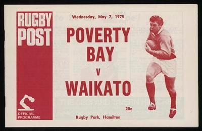 Poverty Bay v. Waikato