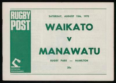 Waikato v. Manawatu