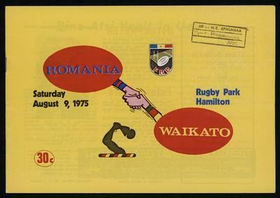 Romania v Waikato