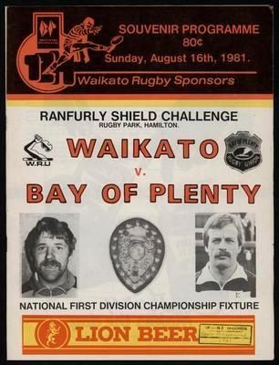 Waikato v Bay of Plenty