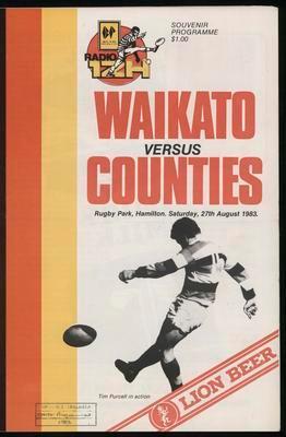 Waikato v Counties