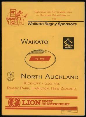Waikato versus North Auckland