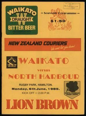 Waikato versus North Harbour
