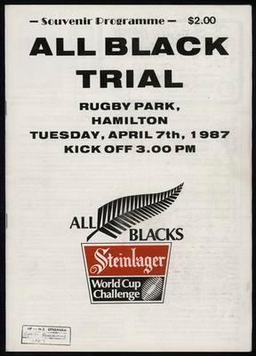 All Black Trial