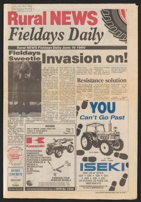 Rural News Fieldays Daily
