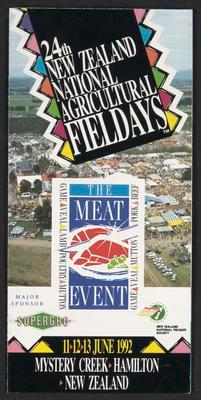 24th New Zealand National Agricultural Fieldays