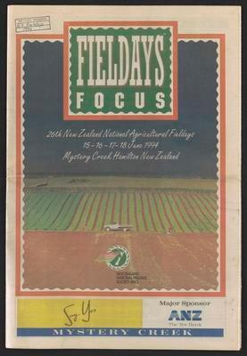 Fieldays Focus
