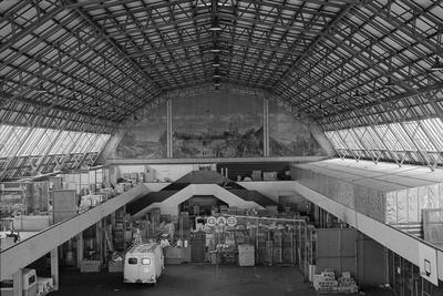 Interior of Bledisloe Hall