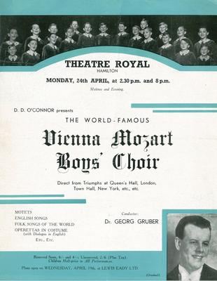 Vienna Mozart Boys' Choir