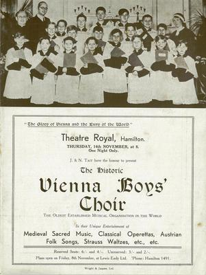 Vienna Boys' Choir 1935
