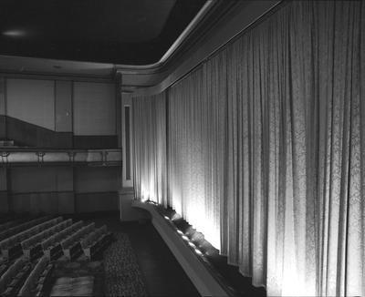 Inside the Regent Theatre