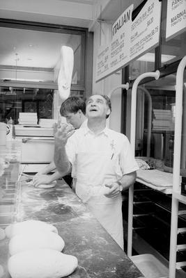 Joe Di Maio's Gelato Arlecchino and Pizzeria in Garden Place