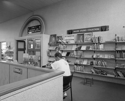 Maori Studies collection at Hamilton Public Library