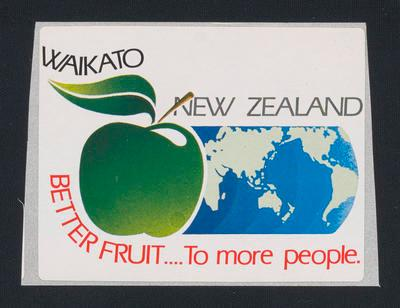 Better Fruit to More People