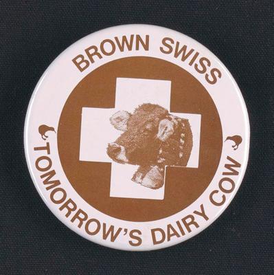 Brown Swiss Tomorrow's Dairy Cow