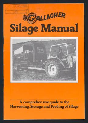 Gallagher Silage Manual