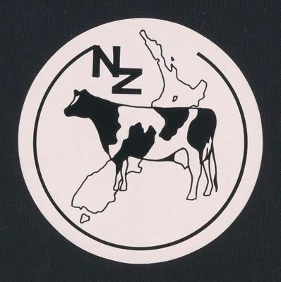 NZ Sticker