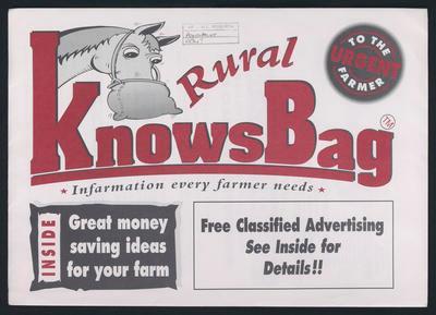 Rural Knows Bag