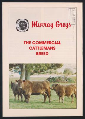 Murray Greys - The Commercial Cattlemans Breed