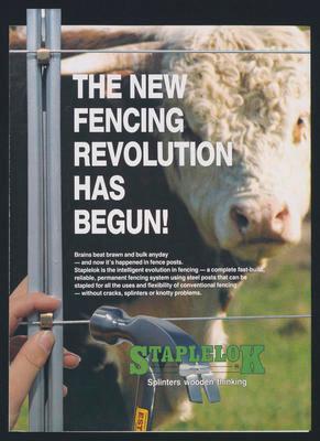 The new fencing revolution has begun.