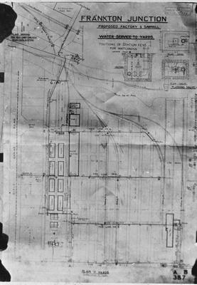 Frankton Junction house factory plan