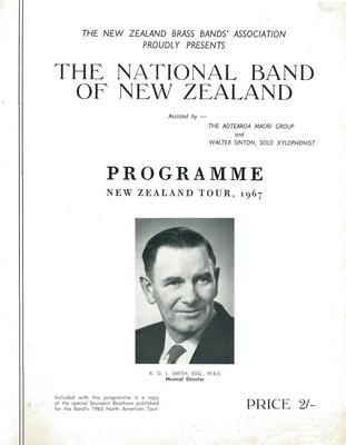 National Band of New Zealand
