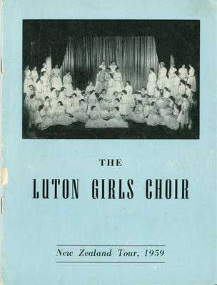 Luton Girls' Choir