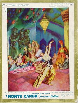 Monte Carlo Russian Ballet