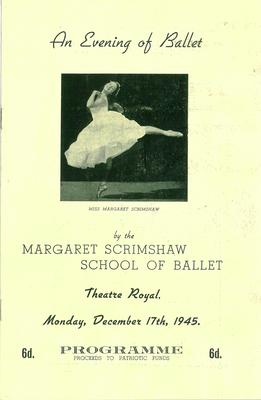 Margaret Scrimshaw School of Ballet
