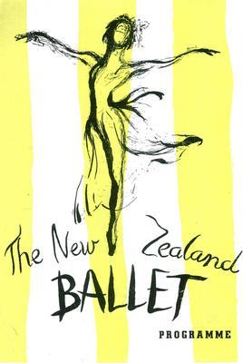 New Zealand Ballet 1961