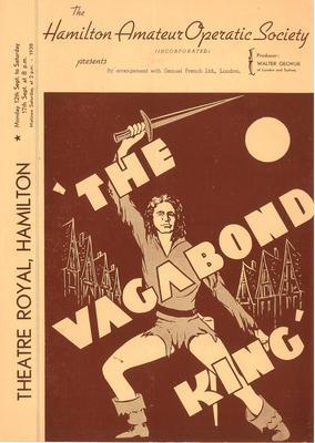 The Vagabond King, 1938