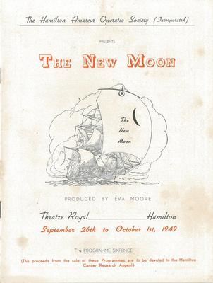 The New Moon, 1949