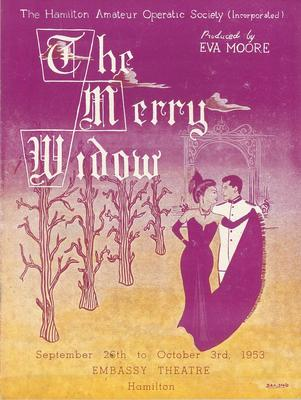 The Merry Widow, 1953