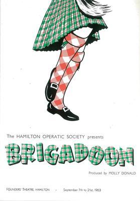 Brigadoon, 1963