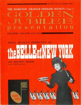 The Belle of New York, 1964