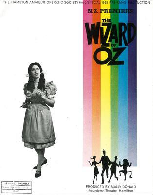 The Wizard of Oz, 1965