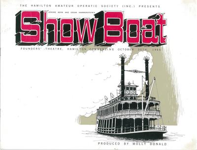 Show Boat, 1965