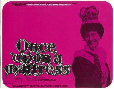Once Upon a Mattress, 1968