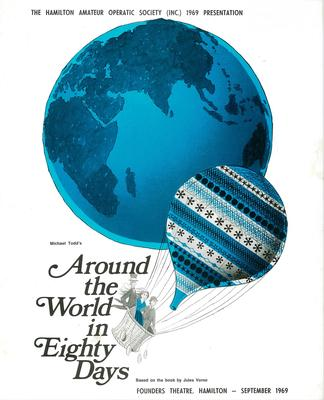Around the World in Eighty Days, 1969