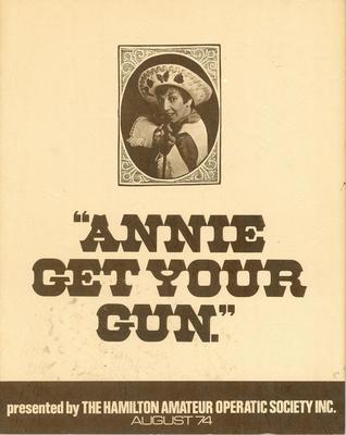Annie Get Your Gun, 1974