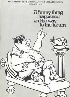 A Funny Thing Happened on the Way to the Forum, 1975