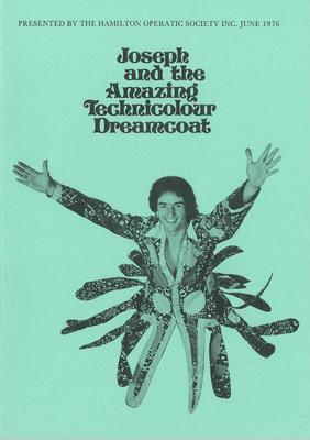 Joseph and the Amazing Techicolour Dreamcoat, 1976