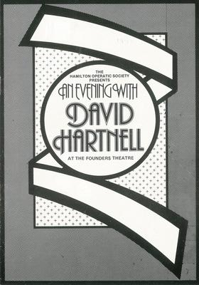 An Evening with David Hartnell, 1977