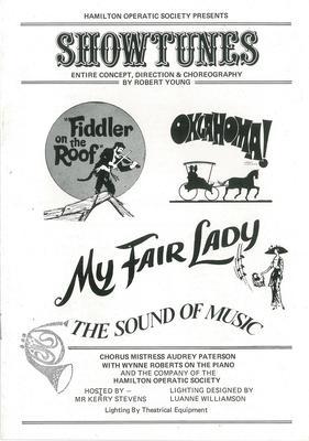 Showtunes, 1977