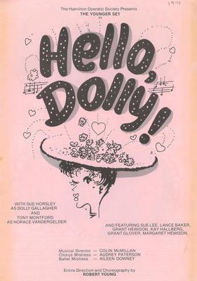 Hello Dolly, 1977