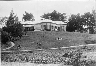 Brewis house Garden Place Hill
